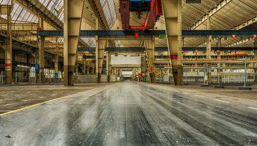 Průmyslová hala